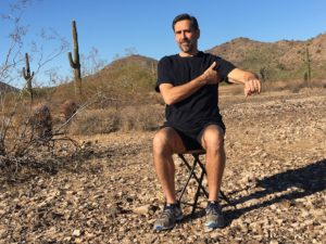 Self-Lymphatic Drainage Underarm